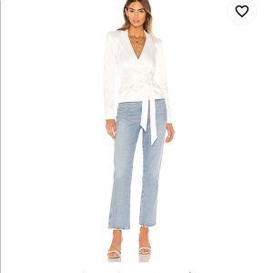 NBD Jackets & Coats - New revolve NBD vanity blazer in white xxs